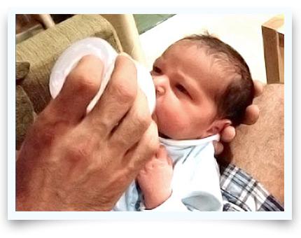Noah-as-Newborn