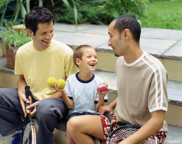 image Gay men costume sex luke takes long cock up