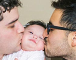 Gay Surrogacy baby
